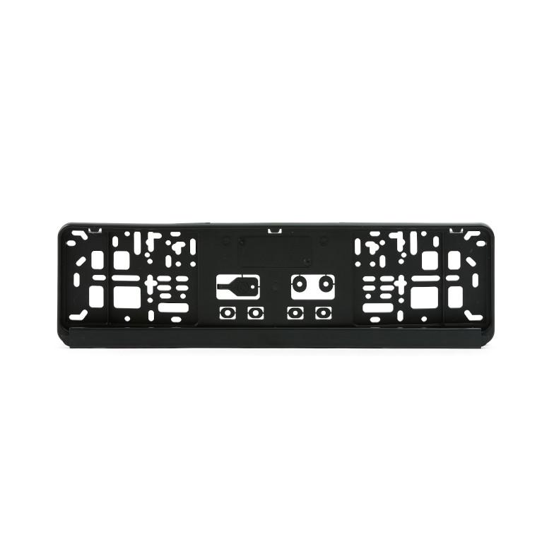 Kurzer Kennzeichenhalter für verkürzte Kennzeichen (460x110mm)