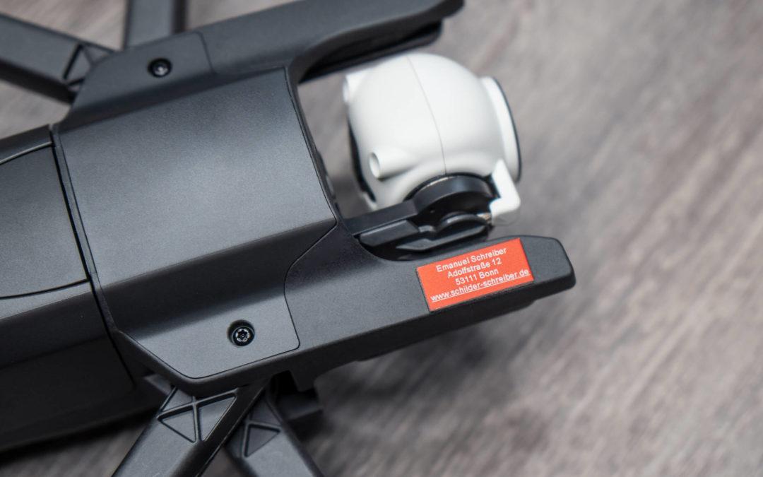 Neue Parrot-Drohne Anafi USA in Webinar vorgestellt
