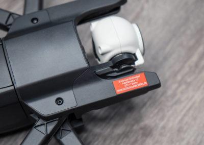 Drohnen-Kennzeichen für Parrot Anafi
