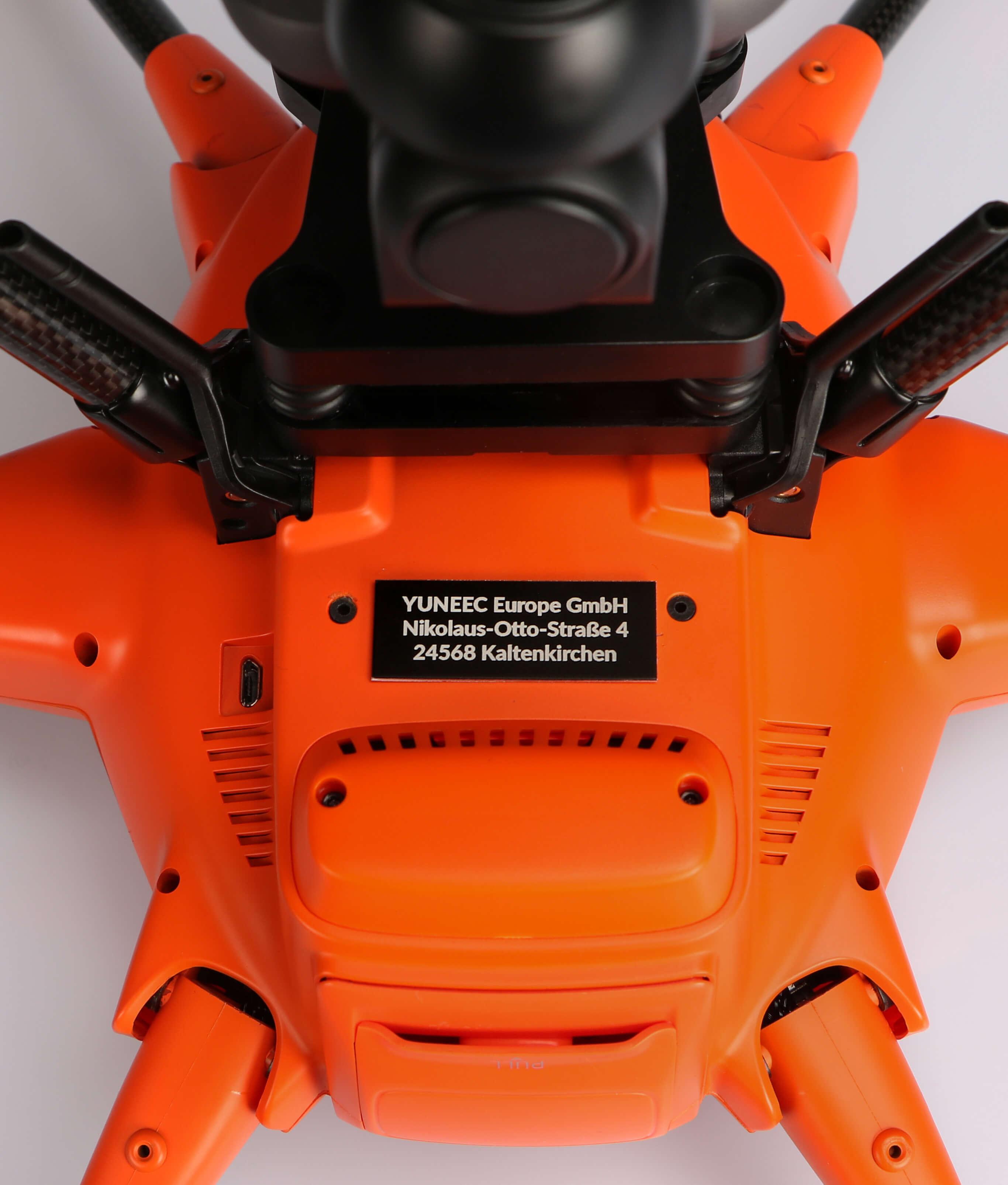 Drohnen-Kennzeichen für Yuneec H520