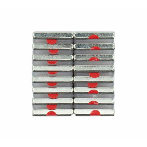 MagNfix Magnet Kennzeichenhalter Anordnung