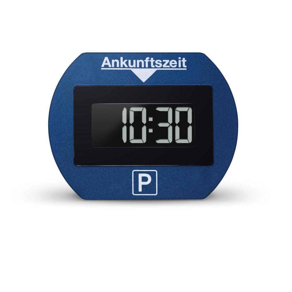 ParkLite elektronische Parkscheibe erlaubt