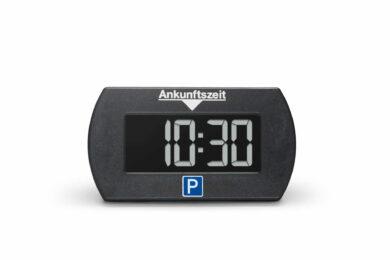 Park Mini elektronische Parkscheibe erlaubt