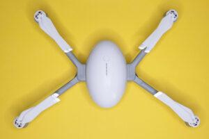 PowerEgg X konfiguriert als Drohne