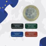 Drohnen-Kennzeichen plus Gutschein für Drohnen-Kennzeichen mit EU-Reg-Nr.