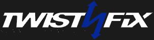 TwistNFix universelle Kennzeichenhalter Logo