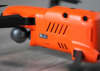 Drohnen-Plakette / Drohnen-Kennzeichen für Autel Evo II