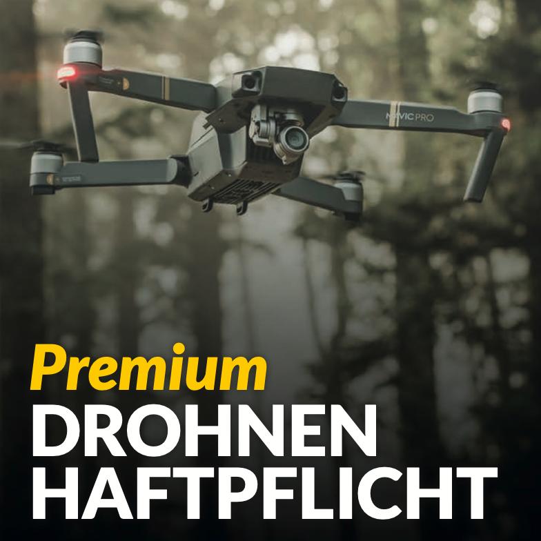 Helden.de Rabattcode für Drohnen-Versicherung