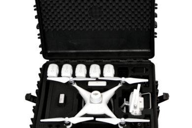 DJI Phantom 4 Koffer / P4P Drohnen-Koffer