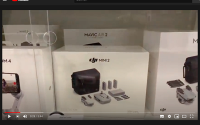 DJI Mini 2: YouTuber zeigt neue Drohne vor Release!