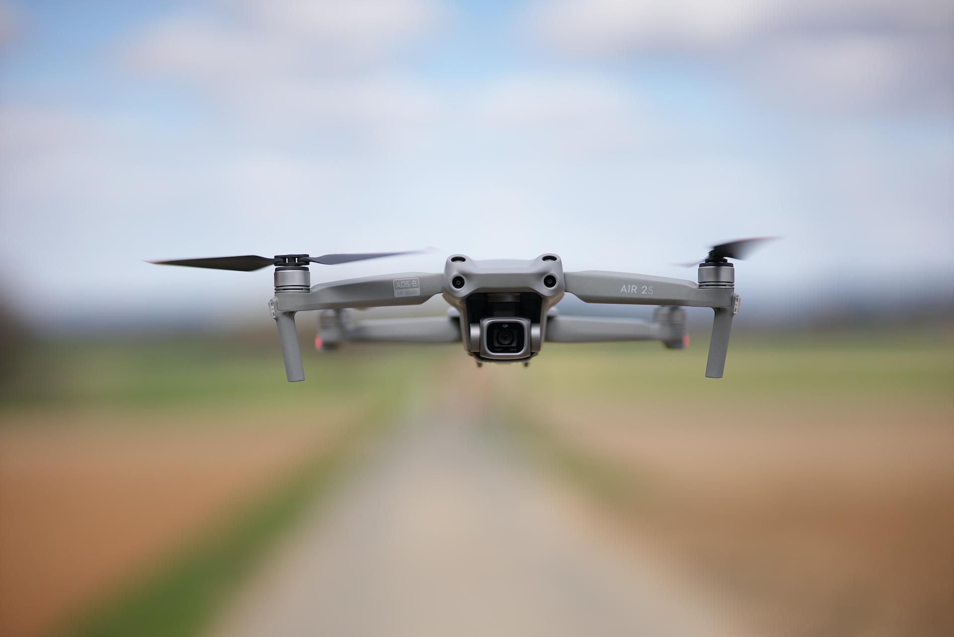 DJI Air 2 S Drohne von DJI vorgestellt, DJI Air 2 S Plakette